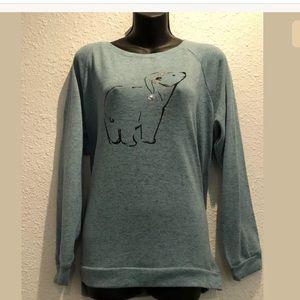 avenue 18 20 Bolar Bear Sweater Pull Over